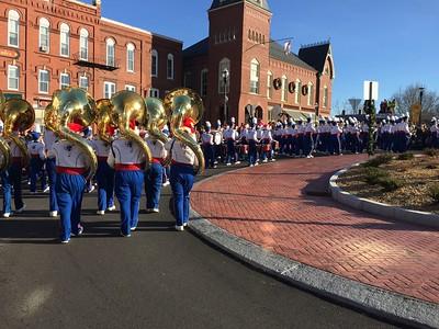 Merrimac Parade