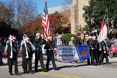 Raleigh Parade