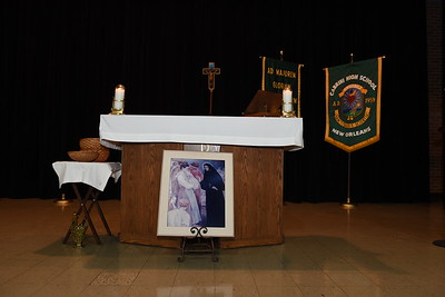 Pin Ceremony and Mass 2015