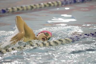 Pink Swim Meet