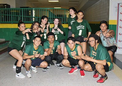 SV Coed Volleyball vs. Kennedy HS 5/2/2016