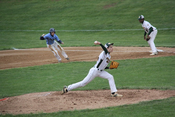 SV Varsity Baseball vs. Kennedy 5/5/2016