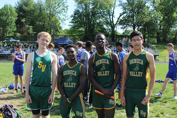 SV at Montgomery County Track Championships B 5-14 2016