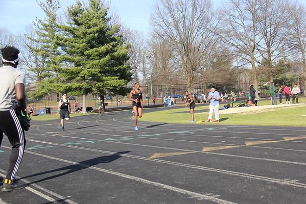 Seneca Valley Track meet vs. Northwest 3-22-16