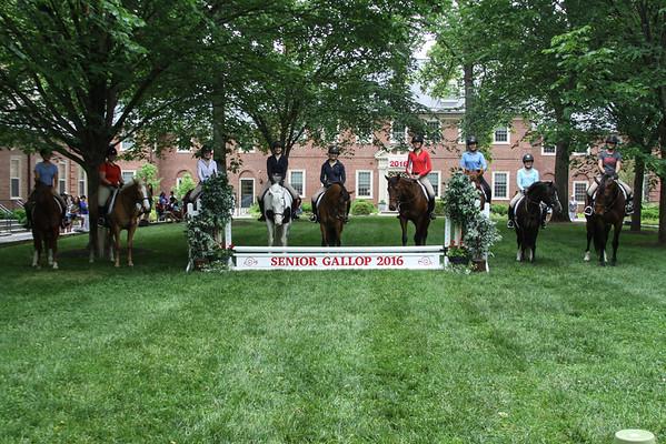 Senior Gallop 2016