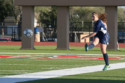 Ladies Soccer vs Wichita Independant   Monarchs win 8-0 2016