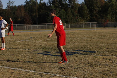 10/22/2015 Providence Grove vs Wheatmore Soccer