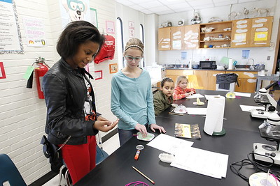"""Super Science Saturday - Science """"Cell-A-Bration"""""""