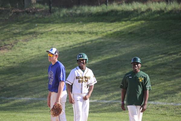 Sv Vs. Blake Varsity Baseball 4-18-16