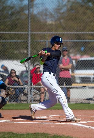 Warrior Baseball Alumni Game