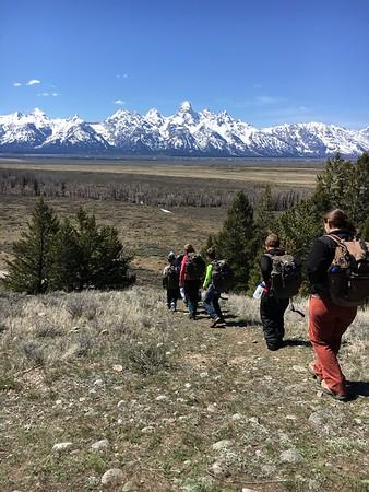 Wyoming trip - 5th grade Spring 2016