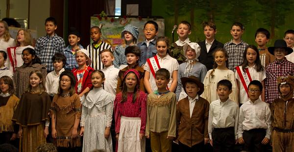 2015 3rd Grade Portland Musical