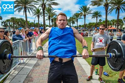 Jax Beach Fitness Fest 2015