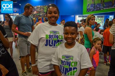 Rebounderz Run Jump Brunch