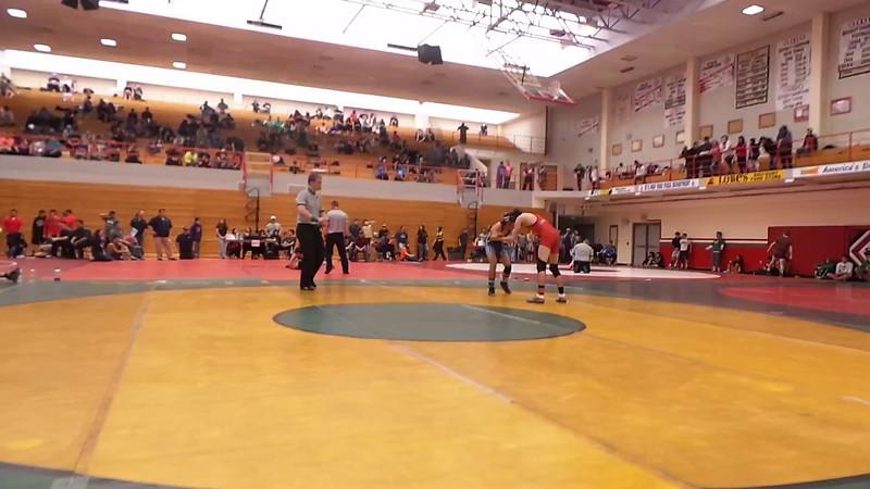 MitchellV vs StMikes    Jan29-2016