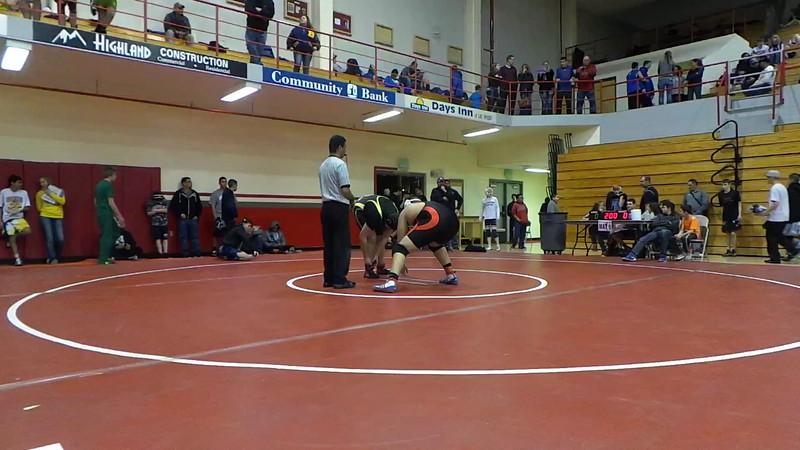 Andrew vs TierraEncantada    Jan29-2016