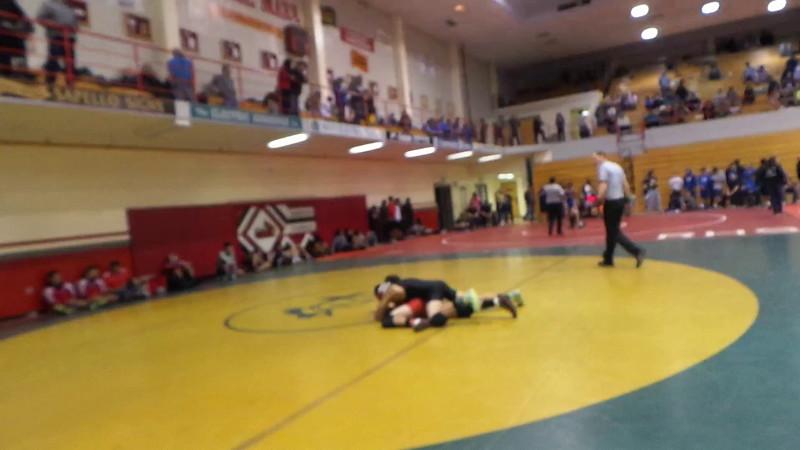 MitchellV vs Taos    Jan29-2016