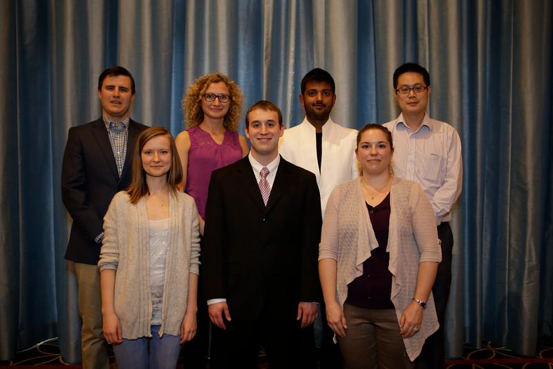 Scholar-in-Training Award Reception