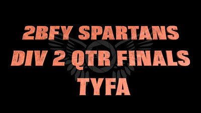 Spartans 12052015
