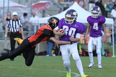 2015; AFBÖ; American Football; Junior Tigers; Vienna Vikings; U13; Youth