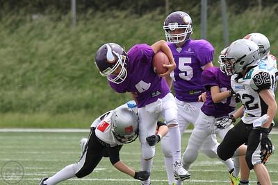 2015; AFBÖ; American Football; Raiders Tirol; Vienna Vikings; U13; Youth