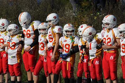 2015; AFBÖ; American Football; St. Pölten Invaders; Vienna Vikings; U13; Youth