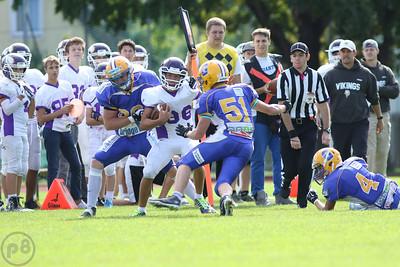 2015; AFBÖ; American Football; Graz Giants; Vienna Vikings; U15; Youth