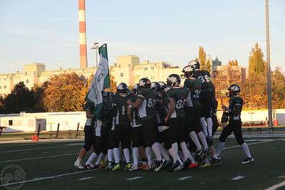 2015; AFBÖ; American Football; Danube Dragons; Vienna Vikings; U15; Youth