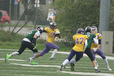 2015; AFBÖ; American Football; Danube Dragons; Vienna Vikings; U17; Youth