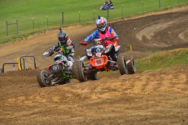 2015 ATVMX Amateur Motos