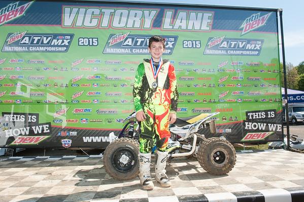 2015 ATVMX Muddy Creek Youth