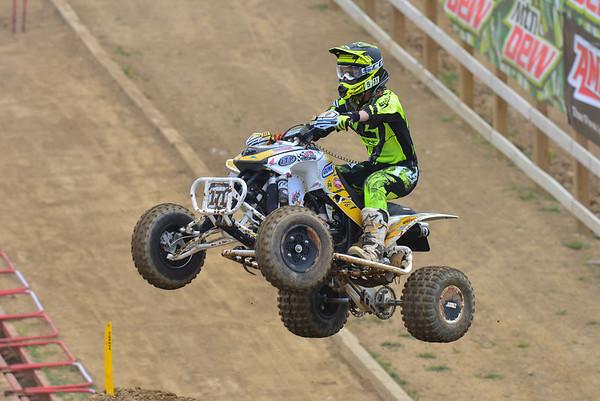 2015 ATVMX Rd 4 High Point Amateur Practice