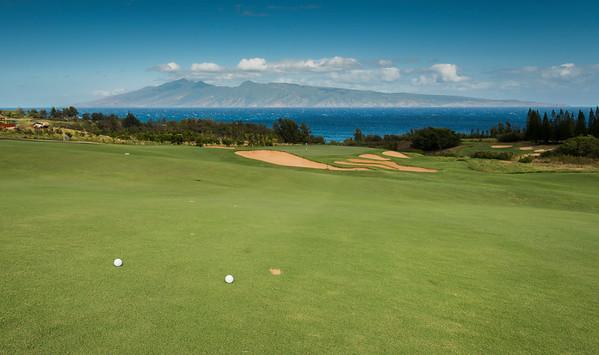 Kapalua Plantation Golf Course