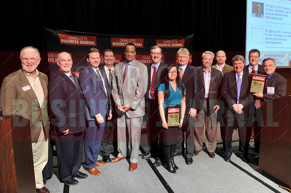 2015 Advanced Manufacturing Awards