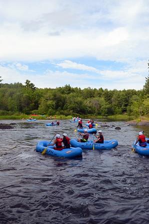 2015 #408 Raft Climb Spelunk High School