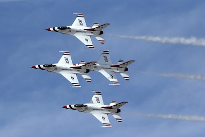 2015 Air Show - Thunderbirds