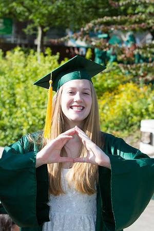 20150615 Katie's UO Graduation