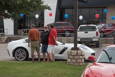 September car desplay at Classic Chevrolet