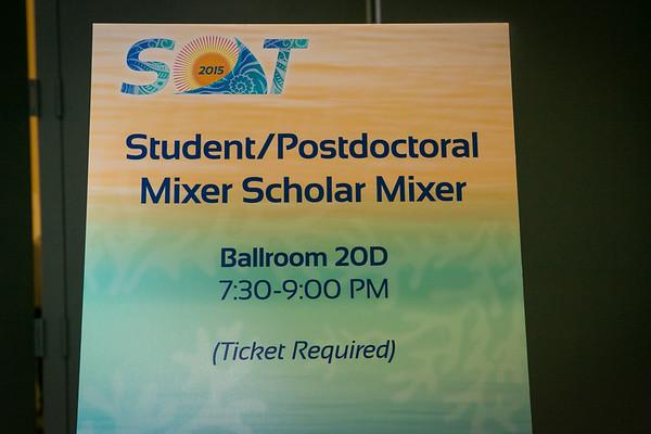 Student:Postdoctoral Scholar Mixer