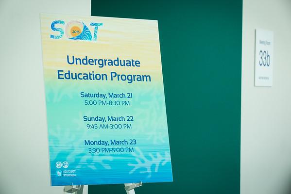 Undergraduate Education Program Open Time