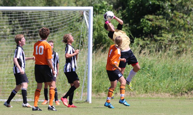 Anzac Cup 1-3-15 U16s v Lennox