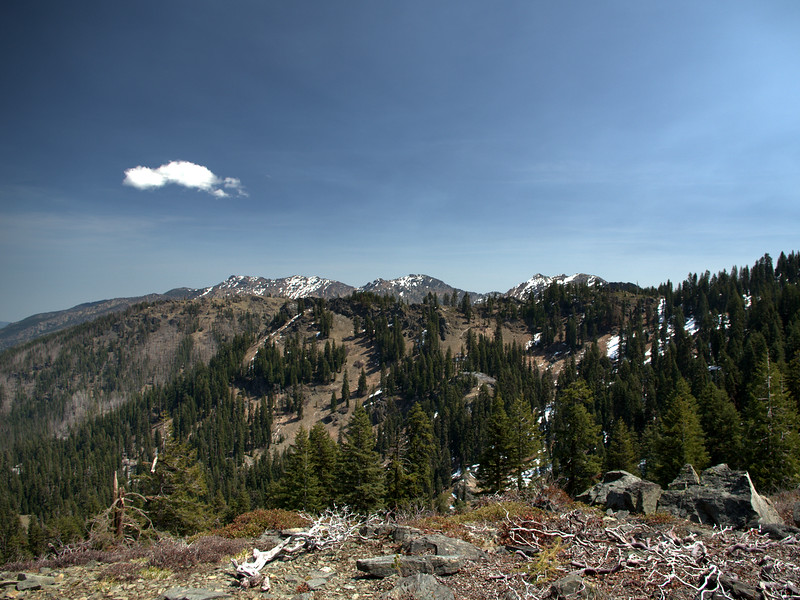 Marble Mountain Wilderness California