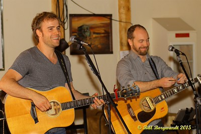 Adam Gregory and Nathan Carroll - Early Stage Saloon 2015 #049