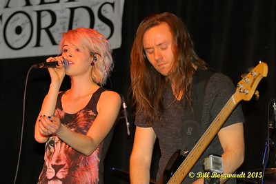 Carol-Lynne Quinn & Jeff Quinn - Rend - Rock The Vote 350