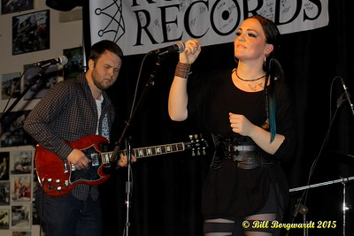 Mitch Smith & Kasha Anne - The Orchard - Rock The Vote 212