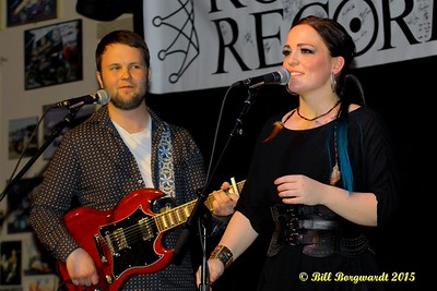 Mitch Smith & Kasha Anne - The Orchard - Rock the Vote 256