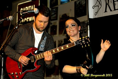Mitch Smith & Kasha Anne - The Orchard - Rock The Vote 202