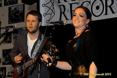 Mitch Smith & Kasha Anne - The Orchard - Rock The Vote 166
