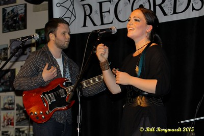 Mitch Smith & Kasha Anne - The Orchard - Rock The Vote 209