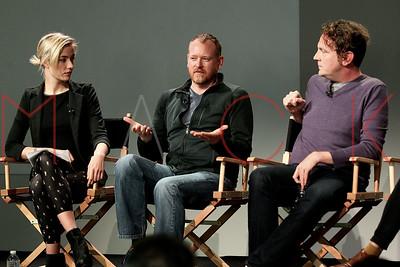 New York, NY - April 16:  Apple Store Soho Presents Tribeca N.O.W.: Online Creators Showcase at Apple Store Soho.